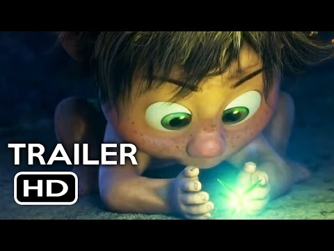 The Good Dinosaur Official Trailer #2 (2015) Disney Pixar Animated Movie HD