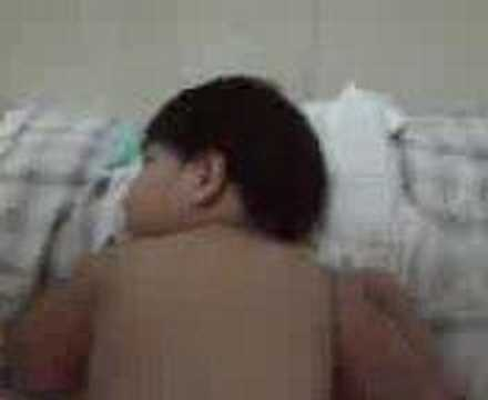 Pinoy Baby boy Massage with Seth Vicef