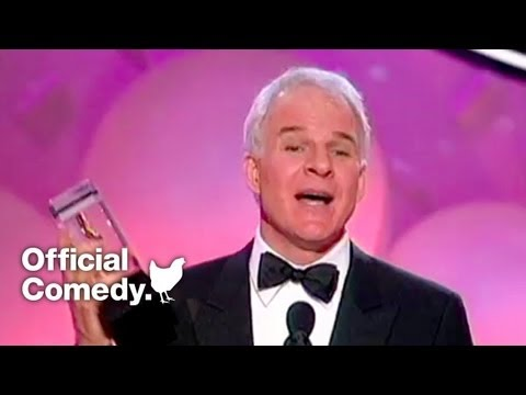 Steve Martin's Mark Twain Award Acceptance Speech