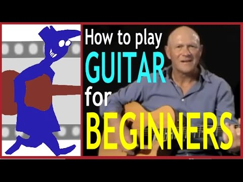 How To Play Guitar for beginners - Learn to play in just a ...