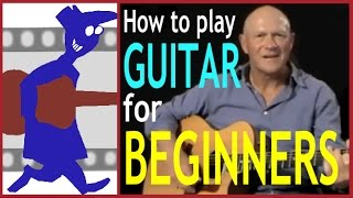 How To Play Guitar for beginners - Learn to play in just a few hours