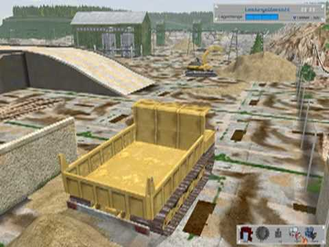 Bagger Simulator 2008 - best gameplay (PC)