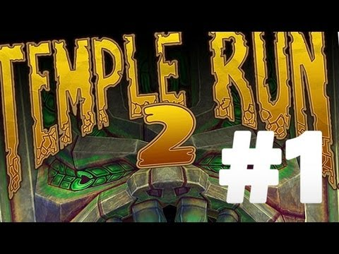 Lets Play: Temple Run 2