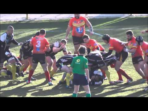 USAP 84 Rugby / Millau
