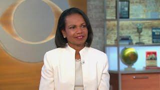 """Condoleezza Rice on North Korea summit, Trump and """"Political Risk"""""""