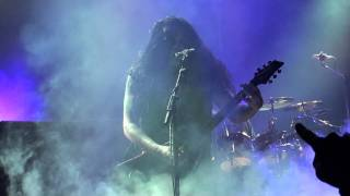 Immortal - In My Kingdom Cold (playing with gitars+drums of Exodus) EMM2010