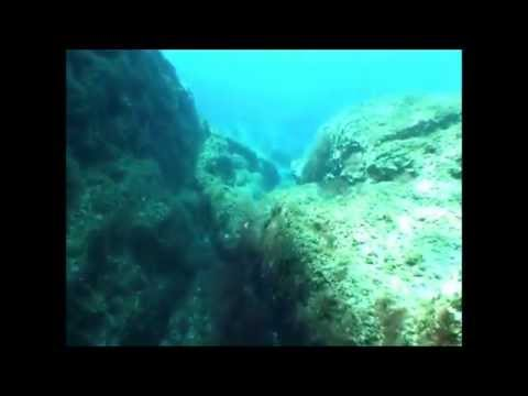 Cyprus, scuba diving with Viking Divers Club to Chapel bay