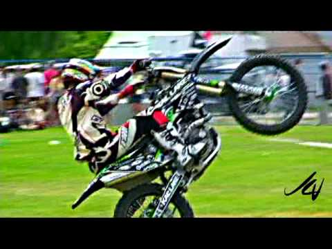 From Canada the Best of the Best Freestyle Motocross Trick Riders - let's call them the Jolly Jumpers.