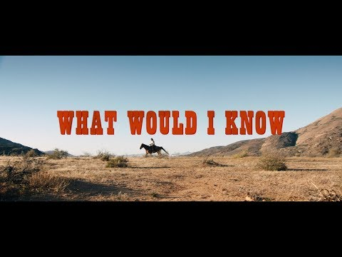 Jeremy Loops - What Would I Know (Official Music Video