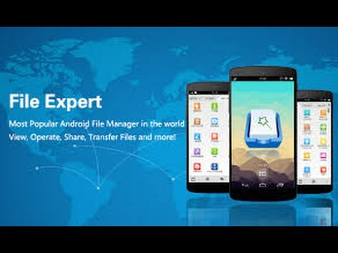 BEST Android File Manager? File Expert lets you Browse, Explore and Transfer with EASE!