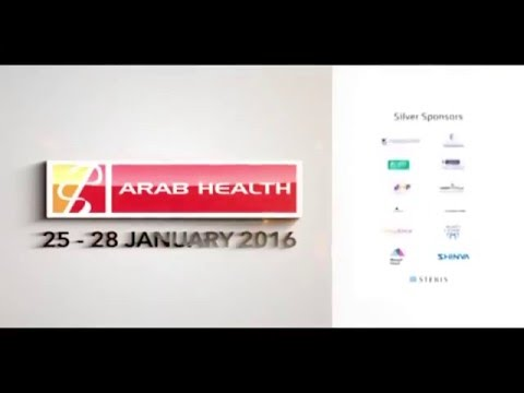 Arab Health TV 2016