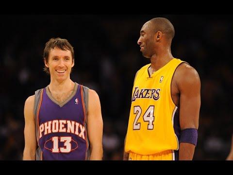 Kobe Bryant vs Steve Nash LEGENDS Duel 2011.03.22 - SICK 62 Pts, 29 Assists, CRAZY 3 OT Game!
