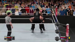 The Undertaker Retired At Wrestlemania 33, The Undertaker vs Roman Reigns