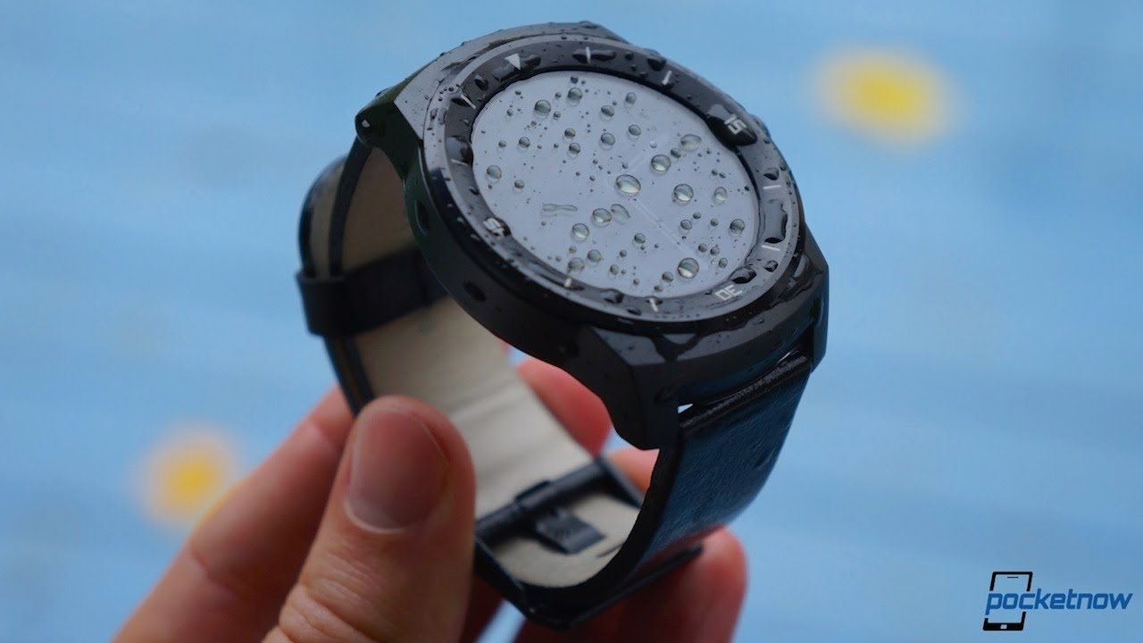 LG G Watch R Review: a...