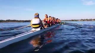 Rowing towards higher education: Clontarf to Curtin