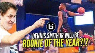 Dennis Smith Jr TOP 25 DUNKS! RATE THEM!! Mark Cuban
