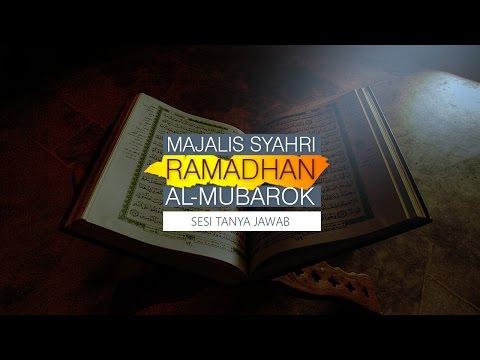 Sesi Pertanyaan - Majalis Syahri Ramadhan Al Mubarok Eps. 1 - Ustadz Aris Munandar