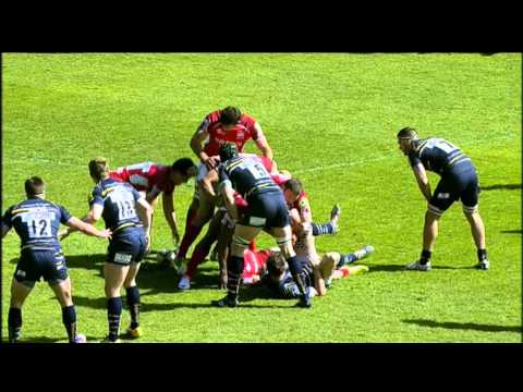 London Welsh vs Worcester Warriors 33-22 | Premiership Rugby Round 22