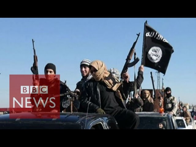 Who is buying oil from Islamic State? BBC News
