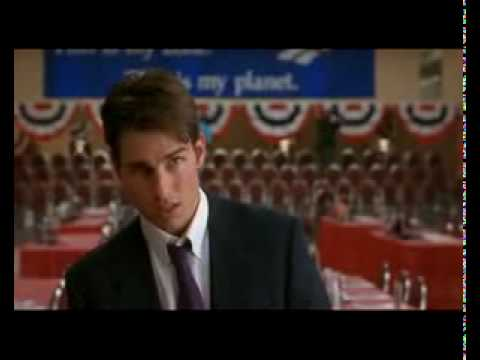 Jerry Maguire -- The Breakup