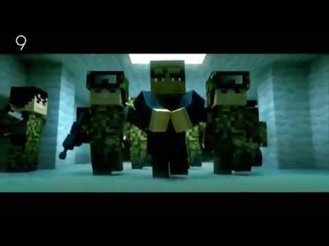 Best Minecraft Animations of May 2014 ( HD ) – Top 10/ Funny Minecraft Animation videos