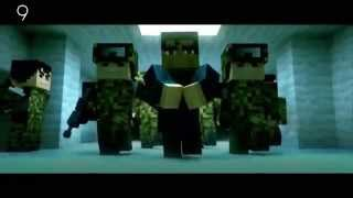 Best Minecraft Animations of May 2014 ( HD ) - Top 10/ Funny Minecraft Animation videos