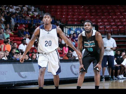 Summer League: Charlotte Hornets vs Dallas Mavericks