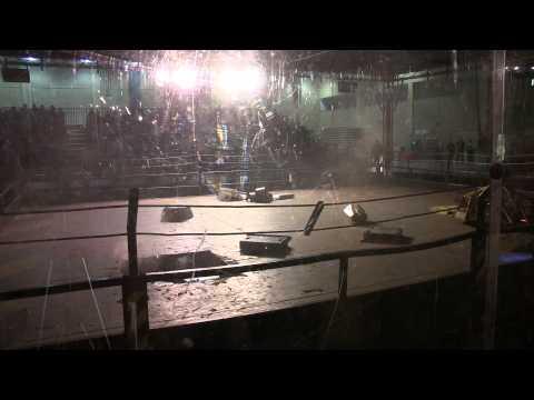 Robots Live Burgess Hill 2014 – Featherweights 4