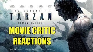 The legend of tarzan movie critic reactions (spoiler-free)
