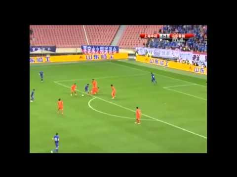 Watch: McGowan in China