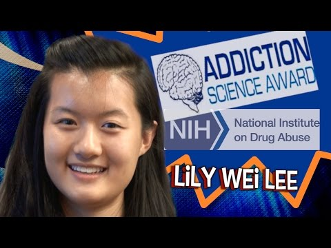 Addiction Science Fair Winners 2014: Lily Wei Lee