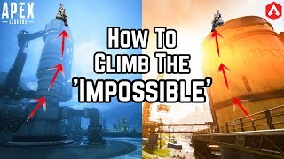 15+ Tips - HOW TO CLIMB THE 'IMPOSSIBLE'! Worlds Edge & Kings Canyon Apex Legends