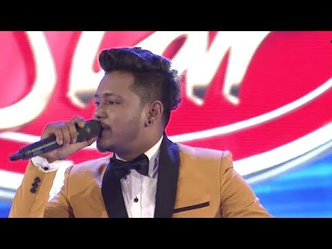 Dream Star Season 07 | Final 36 (02nd Group ) Nilupul Bandara  | 08-07-2017