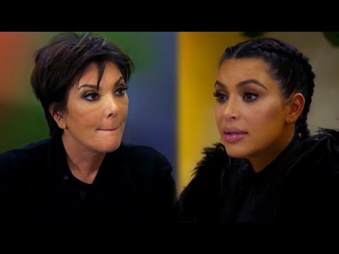 Kris Jenner Mocks Kim Kardashian's 72-Day Marriage, Yells At Khloe In New KUWTK Clip
