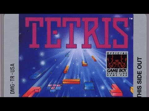 Classic Game Room - TETRIS Nintendo Game Boy review