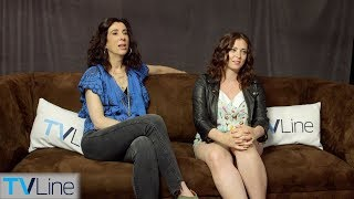 'Crazy Ex-Girlfriend' Interview   Comic-Con 2018   TVLine