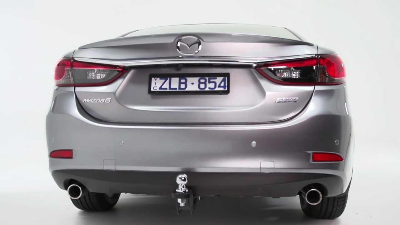 Mazda6 Tow Bar Youtube