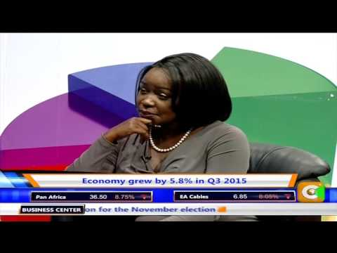 Business Center: Jubilee's 3 Years And The State Of Kenya's Economy