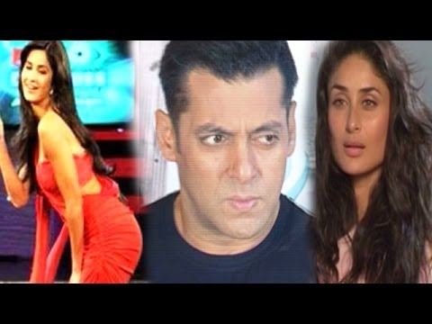 Why did Salman Khan make fun of Katrina Kaif & Kareena Kapoor ?