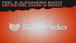 Feel & Alexandra Badoi - Did We Feel (Mark W Extended Remix)