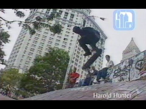 411VM Issue 9   Stevie Williams & Josh Kalis Wheels of Fortune   The classic NYC Metrospective