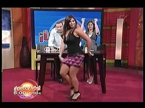 Rashel Diaz Dancing !