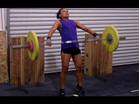 5 singles Snatch and Clean & Jerk, Linear Progression Week 3 Image 1
