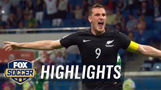 Mexico vs. New Zealand   2017 FIFA Confederations Cup Highlights
