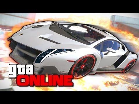 GTA 5 Online (Гонки) - Адская Бомбежка на Рампах! #163