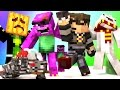 Minecraft Mini-Game : DO NOT LAUGH! (AWKWARD DANCING AND EARL...