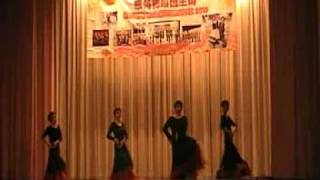 卡門  ( WKgroupdance)   Choreographed by--- Law Kam wah --teacher