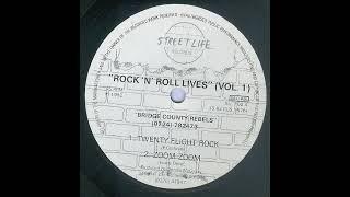 Bridge County Rebels - Rock 'N' Roll Lives (Vol. 1) (Full E.P.) 1982