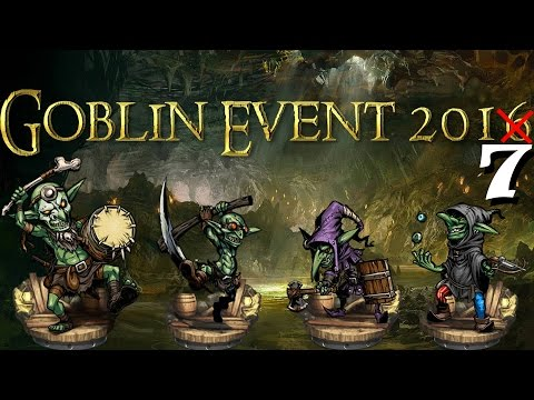 Arcane Legends | GOBLIN EVENT 2017!!! [TIPS] + [FUNNY]