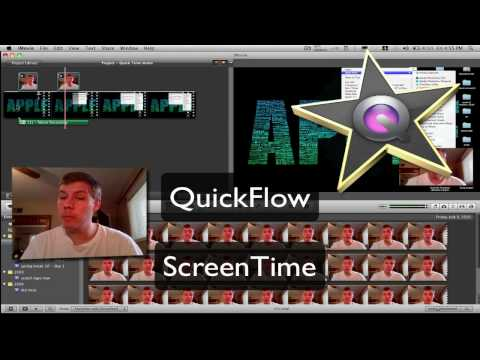Ghetto ScreenFlow/QuickFlow/ScreenTime Tutorial